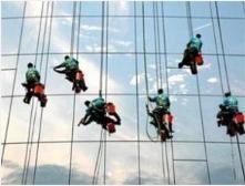 高空作业 市桥玻璃清洗公司 天河玻璃清洗 番禺玻璃清洗公司 广州玻璃清洗 番禺外墙清洗 高楼玻璃清洁