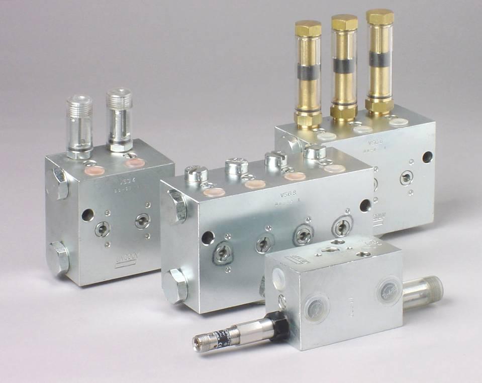 VSG VSL VSK林肯分配器  原厂