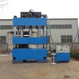 厚基800吨液压机复合材料模压机 树脂井盖成型机