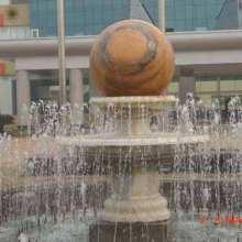 上海雕塑水景石雕风水球雕塑圆雕 上海雕塑水景石雕水球雕塑圆雕图片