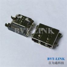 深圳HDMI沉板母座连接器生产厂家_深圳HDMI母座价格_深圳批发