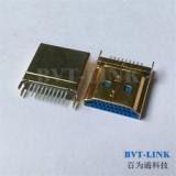 深圳HDMI公头夹板1.0连接器_深圳HDMI公头夹板厂家 深圳HDMI夹板公座