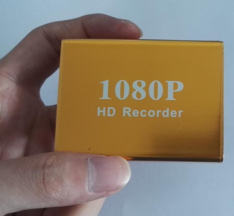 高清SD卡录像机一路AHD录像机单路TVI同轴高清车载DVR 单路单路AHD 录像机AHD 录像机