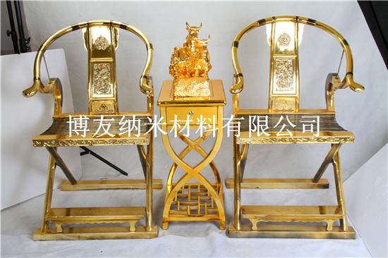 博友纳米喷镀设备 纳米喷镀和传统电镀的区别