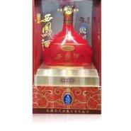 西凤酒A20年份封藏古典图片