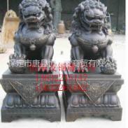 故宫铜狮子图片