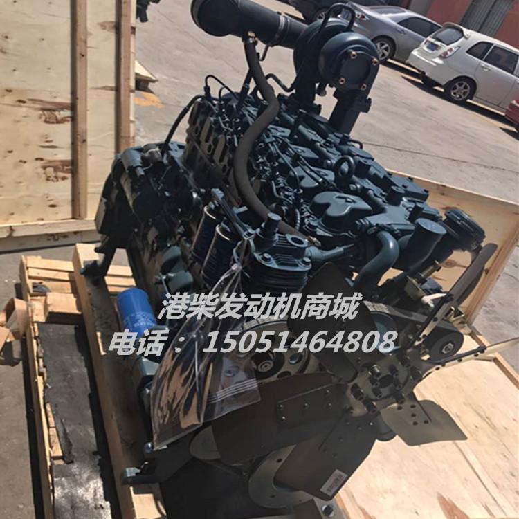 潍柴WP6G125E22发动机 装载机发动机