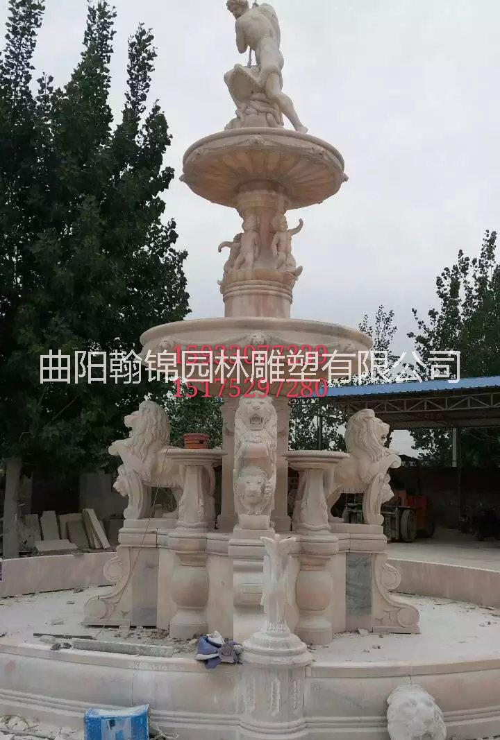 曲阳喷泉雕塑报价 欧式水钵价格 喷泉供货商 曲阳雕塑水钵