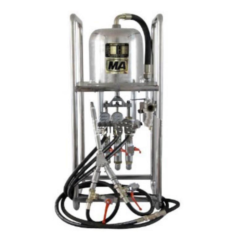 3ZBQ-5/18矿用气动注浆泵  销售至抚松