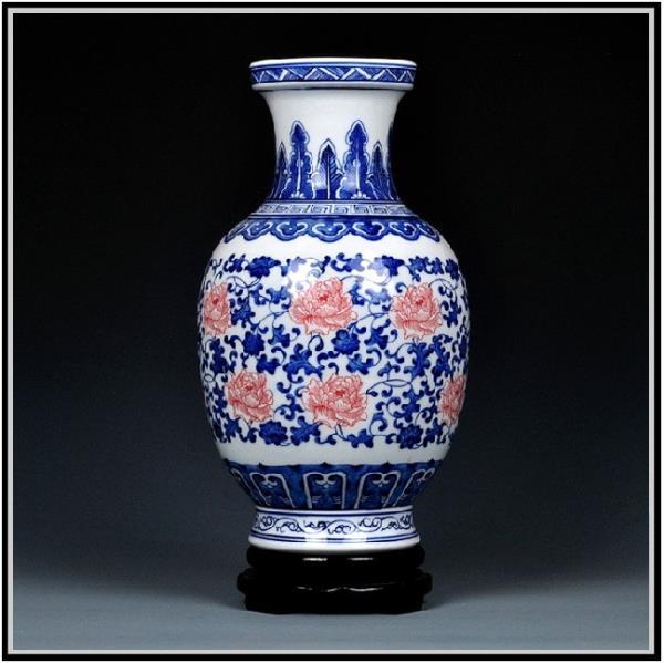 定做陶瓷青花瓷 名家手绘青花瓷