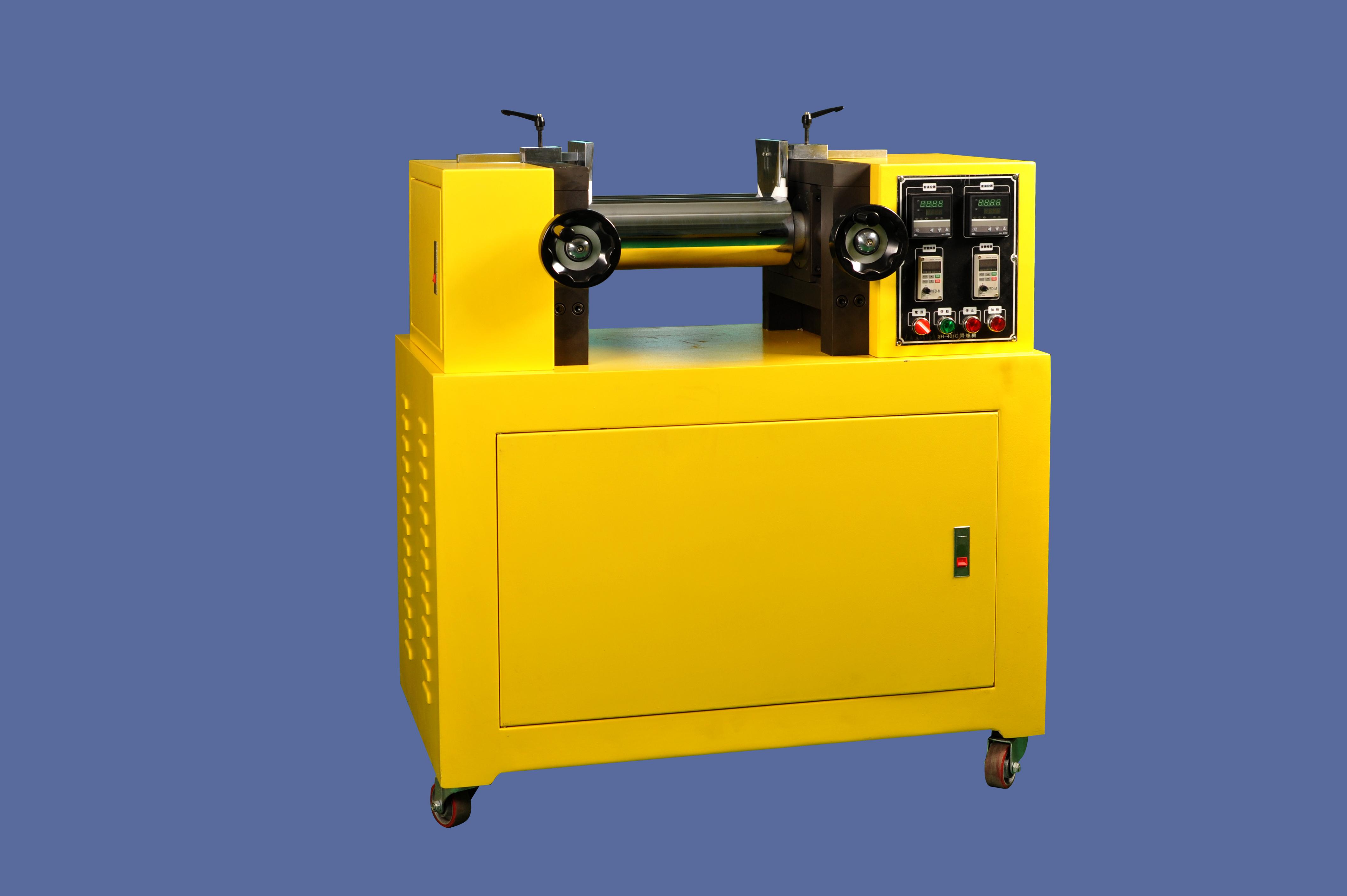实验型耐高温开炼机 炼胶机PE电缆护套料开炼机 节能高效开炼机