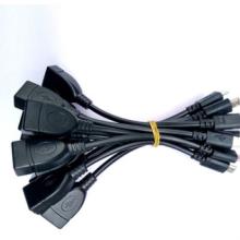 批发安卓手机OTG连接线 平板OTG转接线 适用于安卓系统OTG数据线