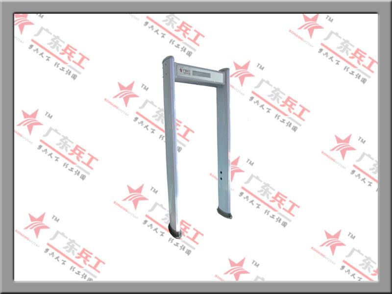 十八区LCD液晶圆柱形金属安检门销售