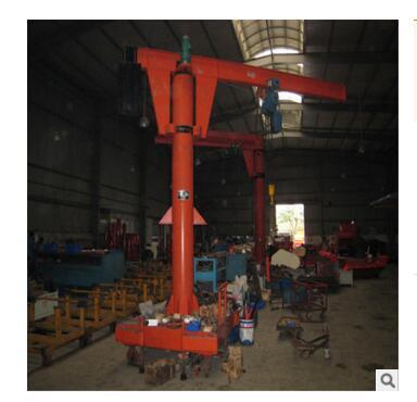 厂家生产电动行走1T悬臂吊 单臂吊360度旋转 质优价廉 国标