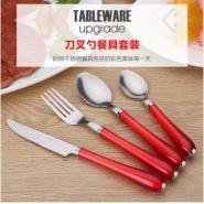 不锈钢勺子西餐刀叉图片