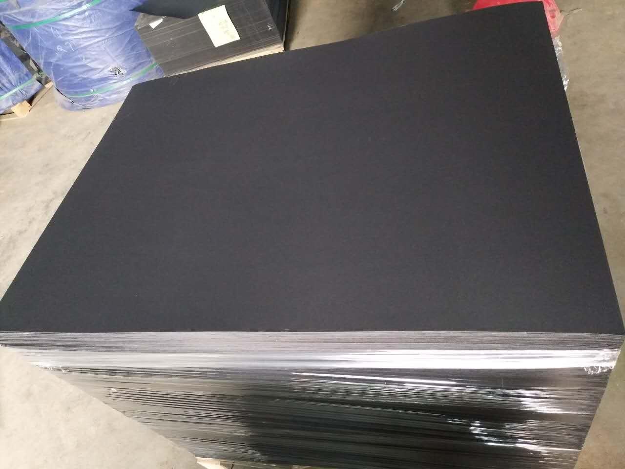 黑卡纸厂家直销 黑卡纸批发 黑卡纸供货商