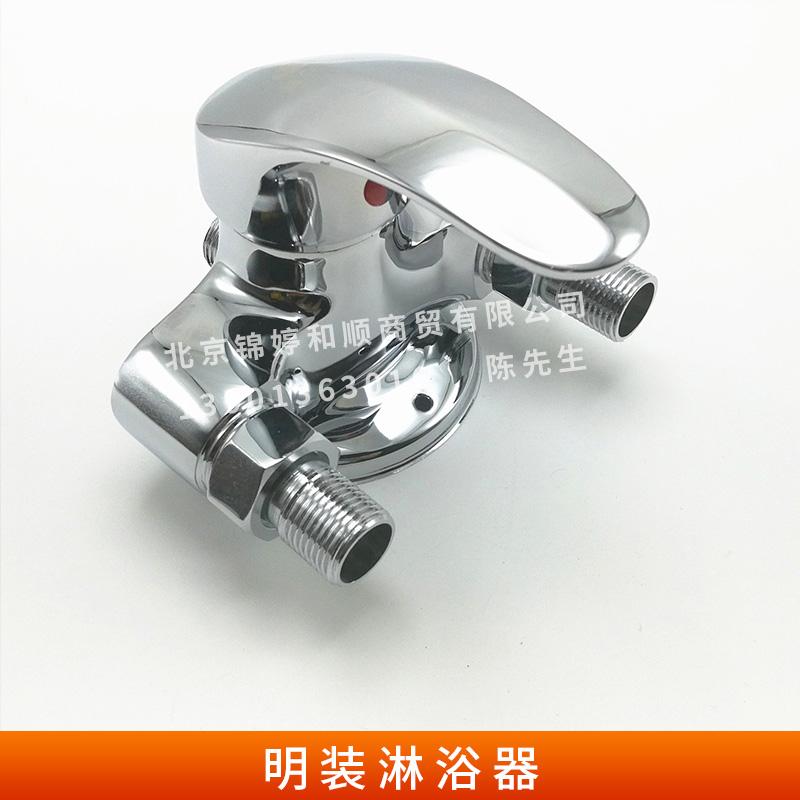 北京明装淋浴器厂家直销 北京明装浴室器供应商 明装浴室器出售价格
