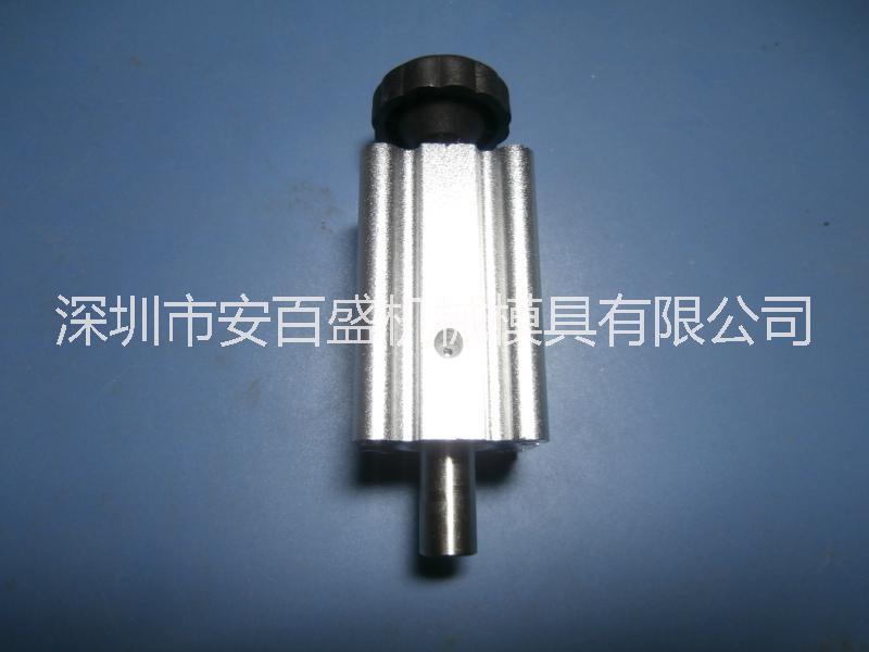 机械手配件防落气缸