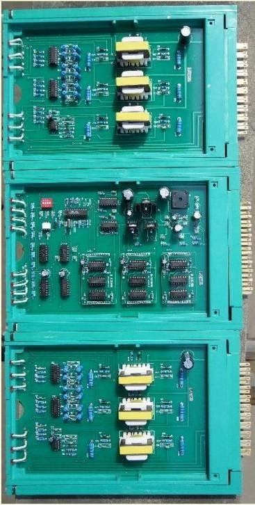 进相器维修MPCP系列进相器控制板