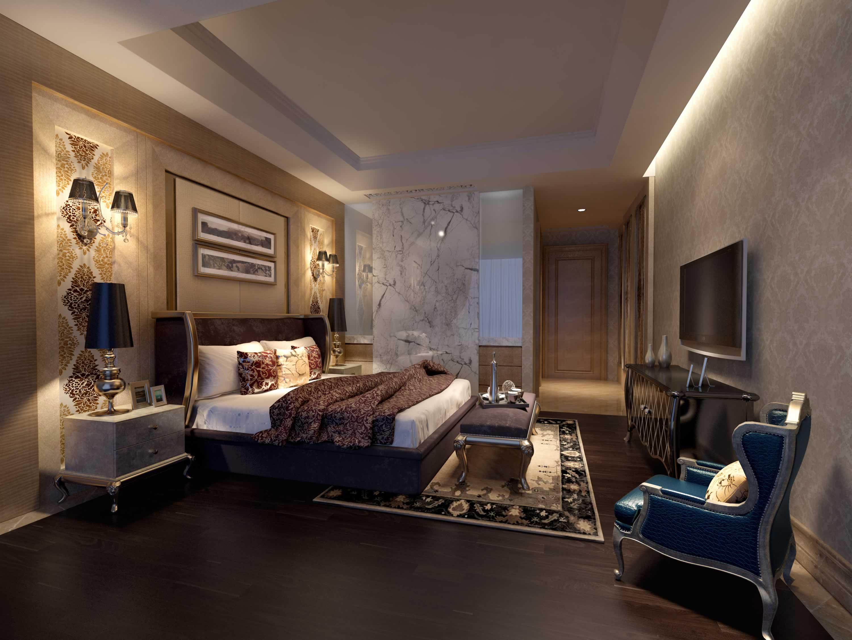 卧室装潢设计 卧室装修公司哪家好