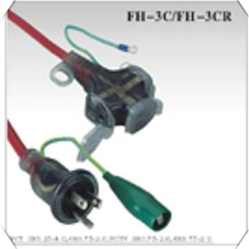 FH-3C-FH-3CR插头电源插头批发电源插头厂家电源插头