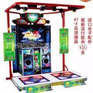 手舞足蹈跳舞机5代电玩城投币游戏