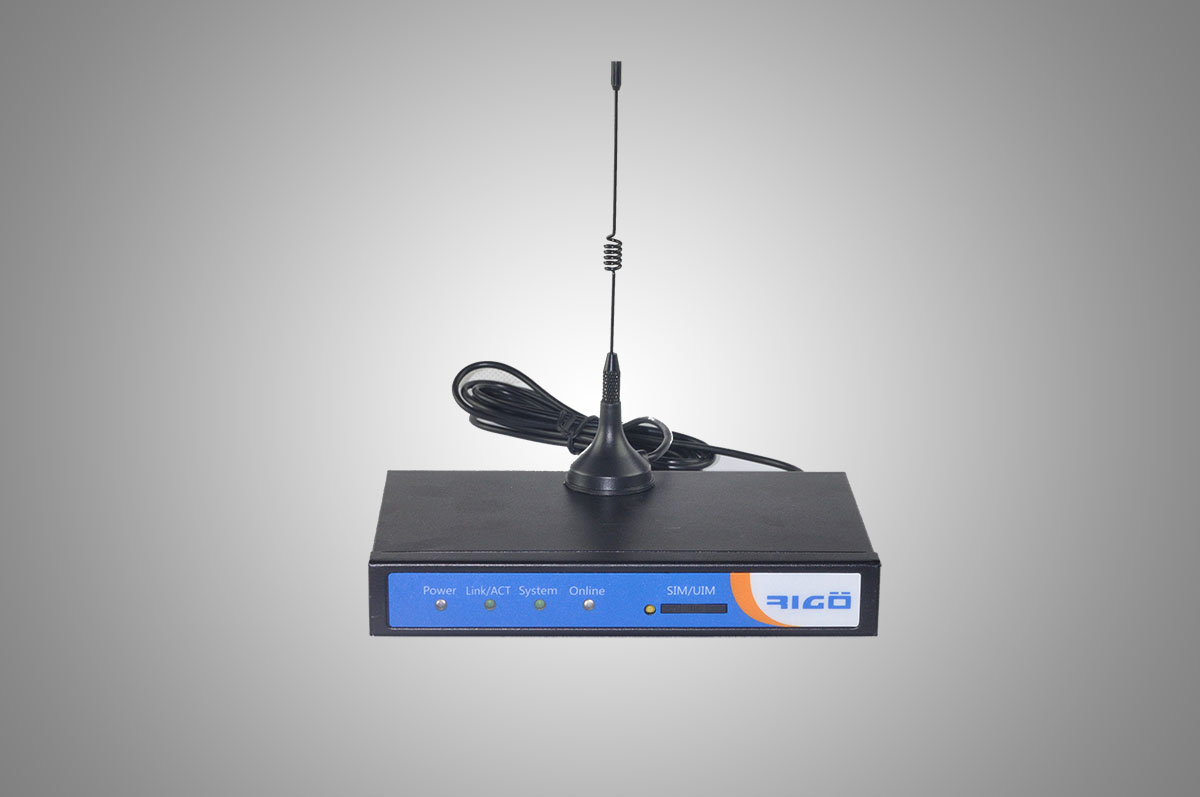 锐谷智联3g工业无线路由器