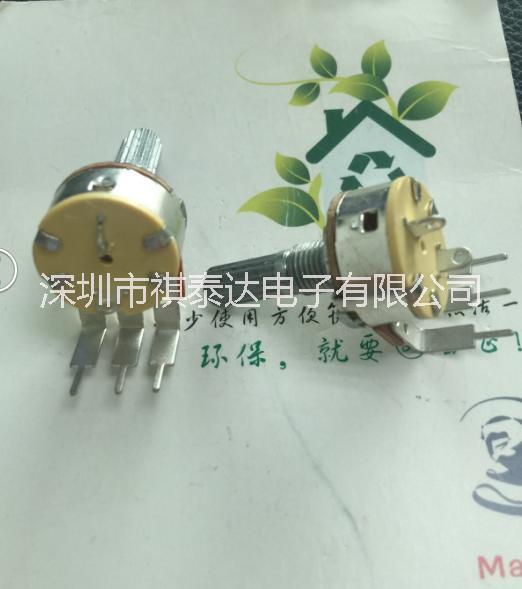 深圳厂家R1610NS开关电位器