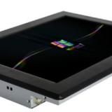 17寸無風扇工業平板電腦終端查詢工業觸控一體機穩定性強