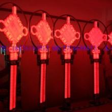 灯杆安装中国结中山古镇生产LED中国结厂家户外景观灯