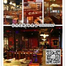 杭州餐厅家具&餐厅桌椅工厂定制