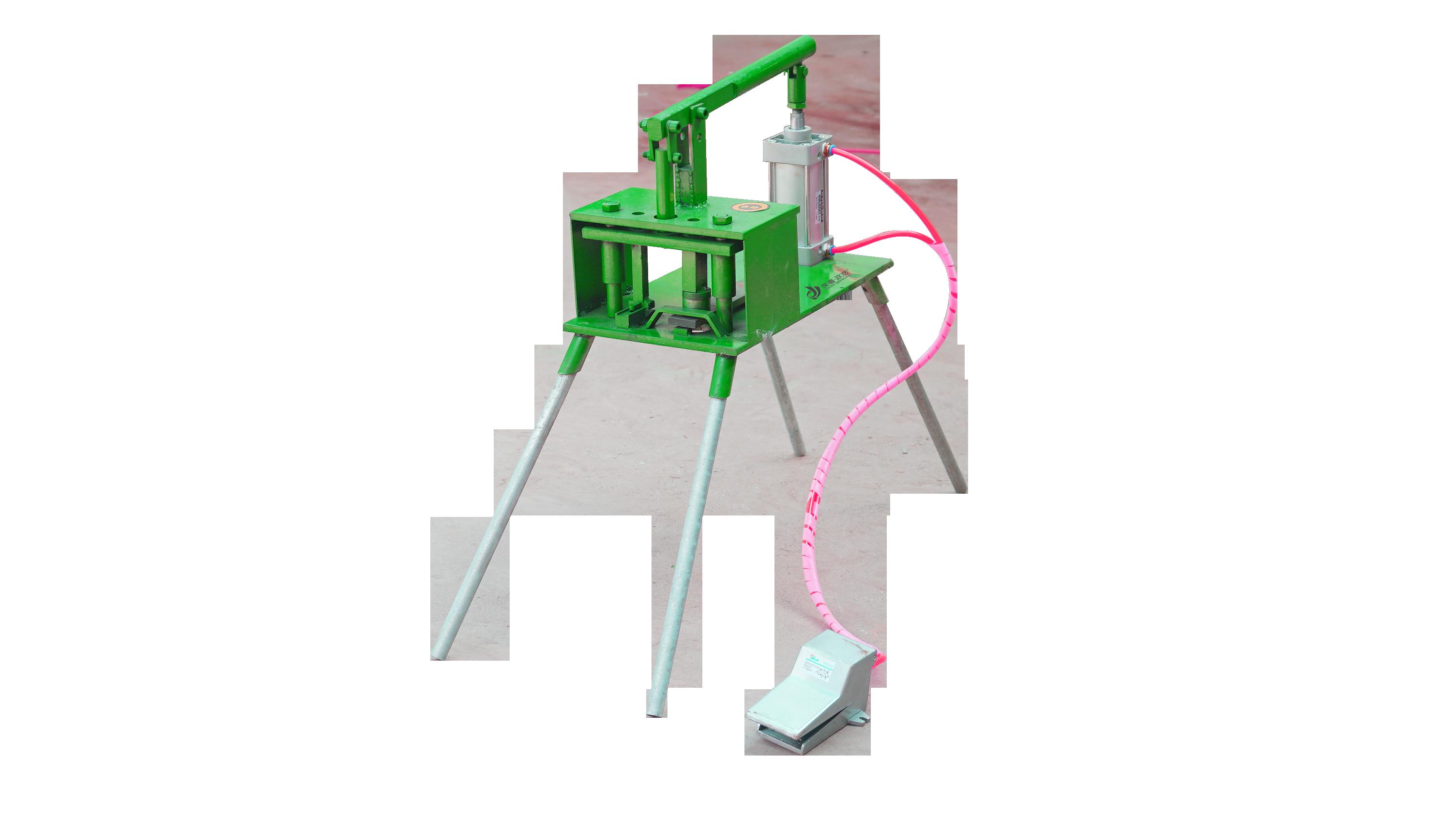 手动冲孔机厂家直销气动冲孔机晶钢门冲孔机2合1冲孔机铰链冲孔机铝材冲孔
