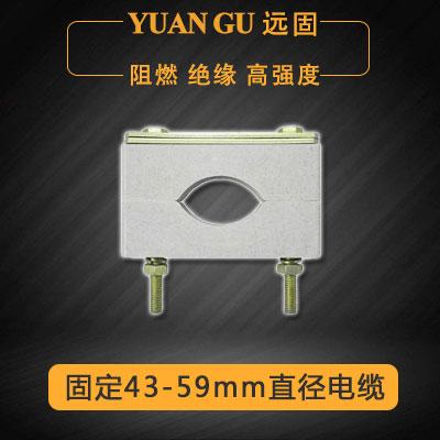 矿井电缆夹具分类_阻燃高强度电缆夹具厂家