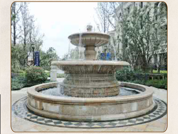 喷泉景观工程