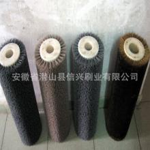 钢板清洗刷 预处理线除锈毛刷辊 批发供应