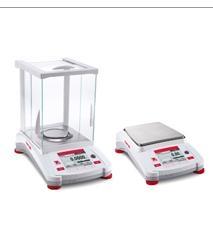 供应美国奥豪斯电子天平AX124 奥豪斯电子天平AX系列 西安化玻仪器天平销售 实验室内部校准天平供应