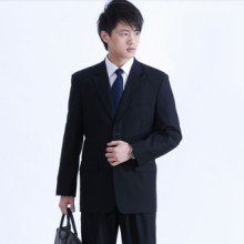 男式商务职业装 男女职业西服套装 职业装量身定做 时尚新款职业装