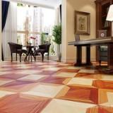 地板砖厨卫瓷砖耐磨防滑现代简约风全抛轴地砖家用地板抛光