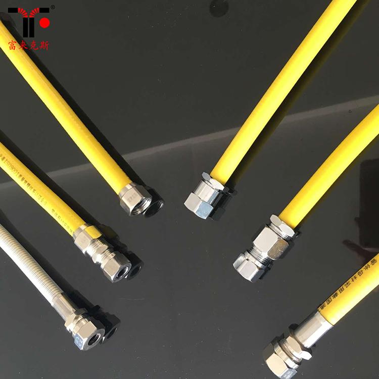 不锈钢燃气管图片/不锈钢燃气管样板图 (3)