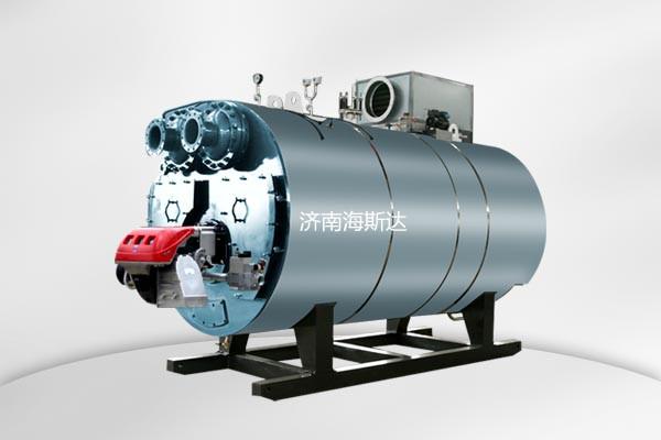 出售全新10吨燃气蒸汽锅炉
