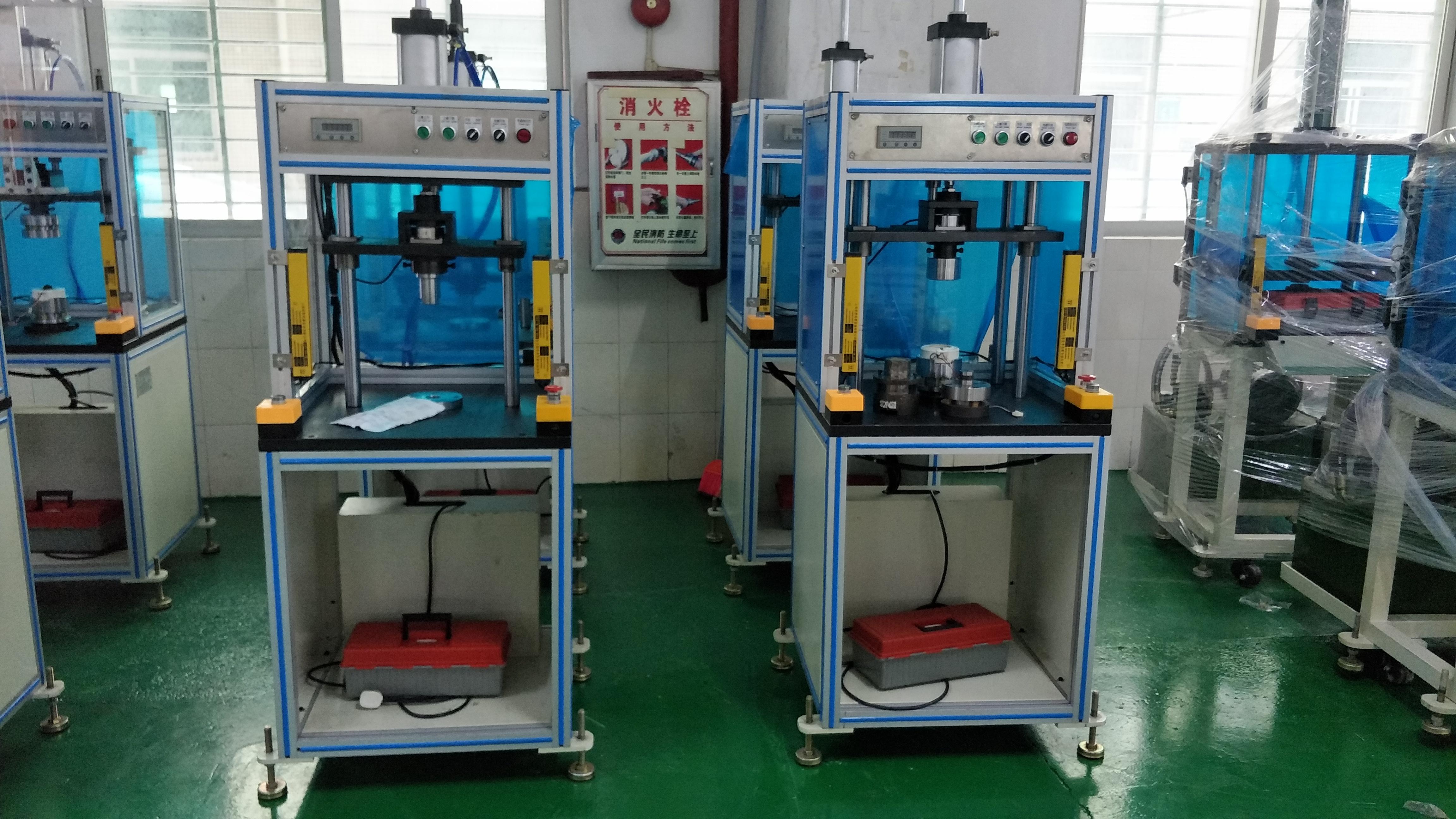 京叶机械自动油压机