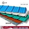 PVC防腐瓦 塑钢T型瓦 树脂瓦图片