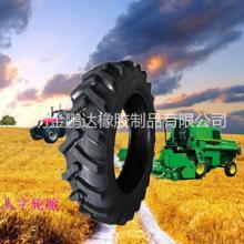 出售现货11.2-24拖拉机人字轮胎 全新品质农用车轮胎