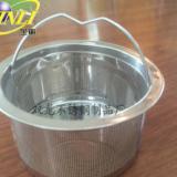 厂家直销 不锈钢茶漏 杯漏 SUS304 泡茶器 滤茶器 蚀刻网 过滤器