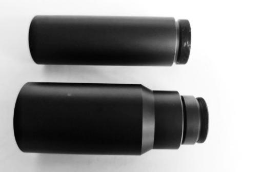 上饶摄像头通用新款镜筒批发 旭阳光电镜筒 光学镜筒