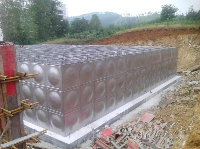 深圳组合式消防水箱、不锈钢水箱批发销售!
