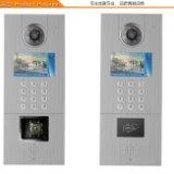 智能楼宇对讲系统 数字可视对讲门口机 小区单元门口机 云对讲