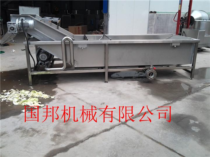 供应12蘑菇气泡清洗机