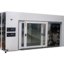 电动客车蓄电池单元热失控试验装置图片