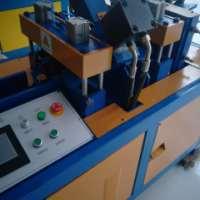 全自动数控角钢法兰生产线